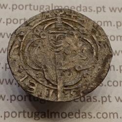 MOEDA DE ESPADIM BOLHÃO (1458-1481) D. AFONSO V
