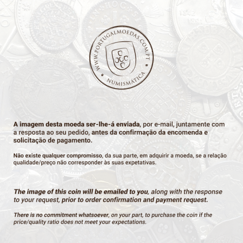Moçambique 5$00 1960 Prata
