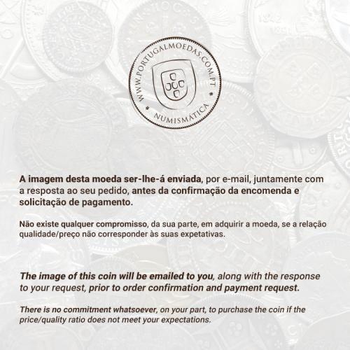 Moçambique 10$00 1954 Prata