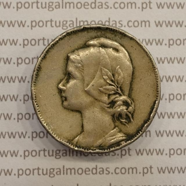 MOEDA DE QUATRO CENTAVOS (4 CENTAVOS) CUPRO-NÍQUEL 1917 BC