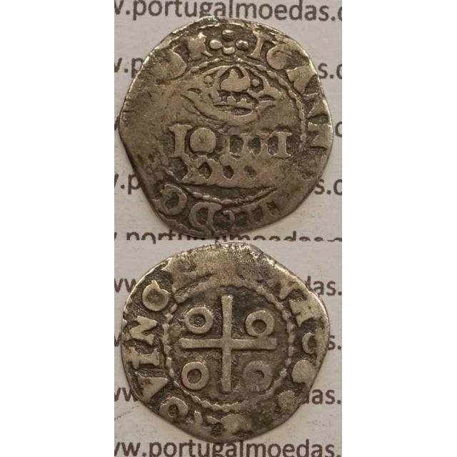 2 VINTENS - PRATA 1640-1656 (MBC) ...REX POR
