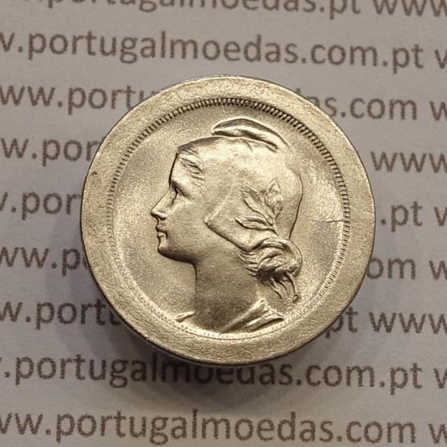 MOEDA DE DEZ CENTAVOS (10 CENTAVOS) CUPRO NÍQUEL 1920 SOBERBA