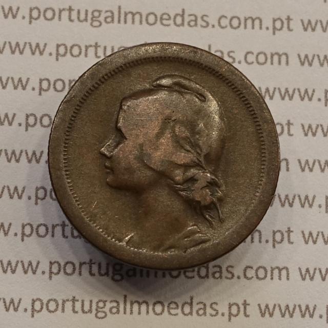 MOEDA DE DEZ CENTAVOS (10 CENTAVOS) BRONZE 1926 BC