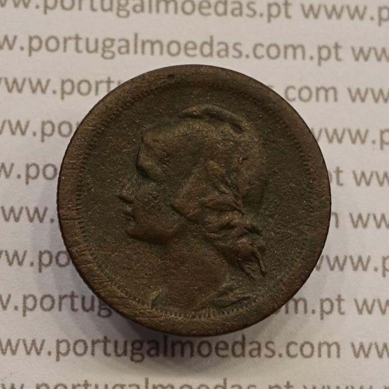 MOEDA DE DEZ CENTAVOS (10 CENTAVOS) BRONZE 1940 BC