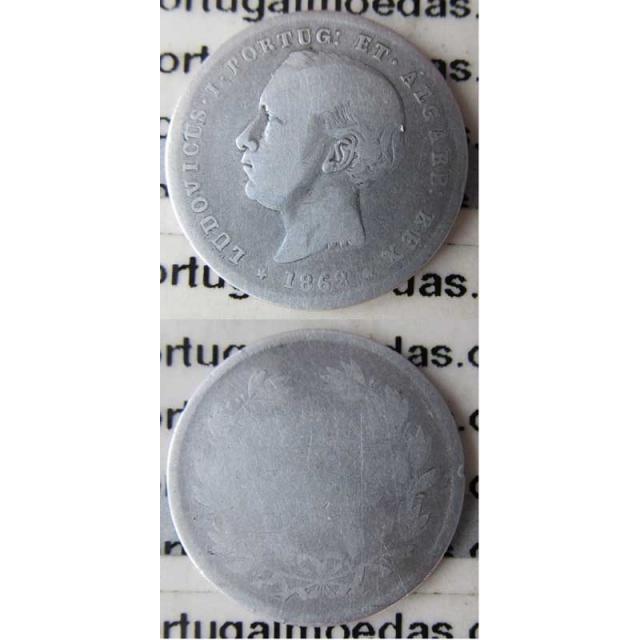 200 REIS PRATA 1862 (BC-/REG)
