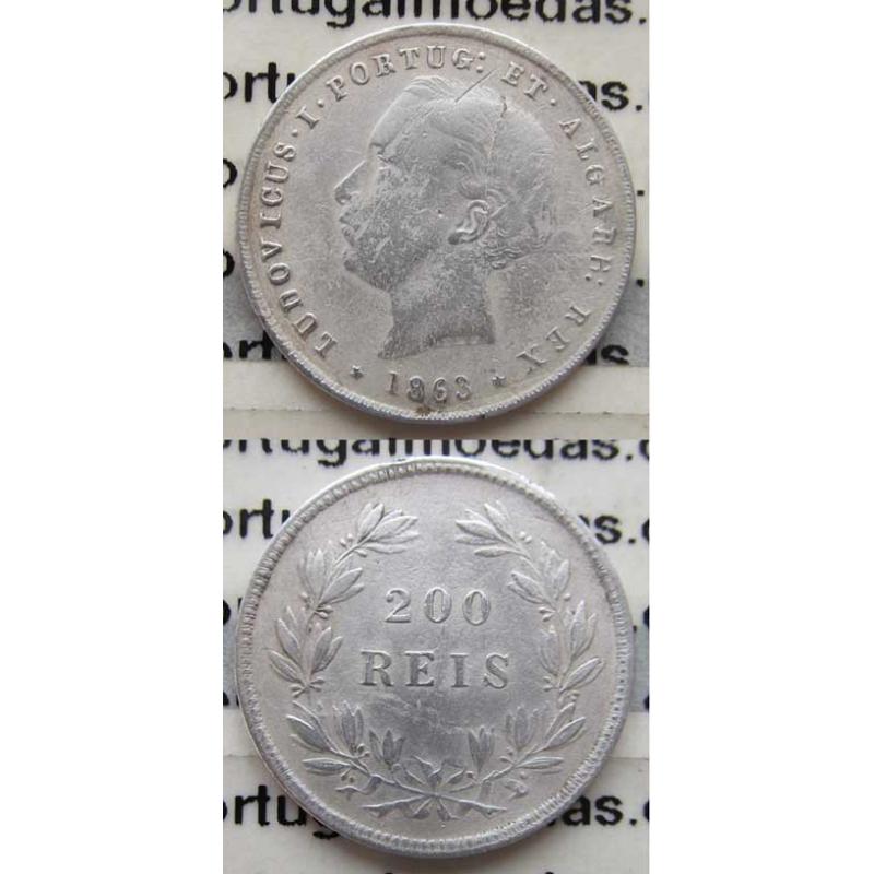200 REIS PRATA 1863 (MBC)