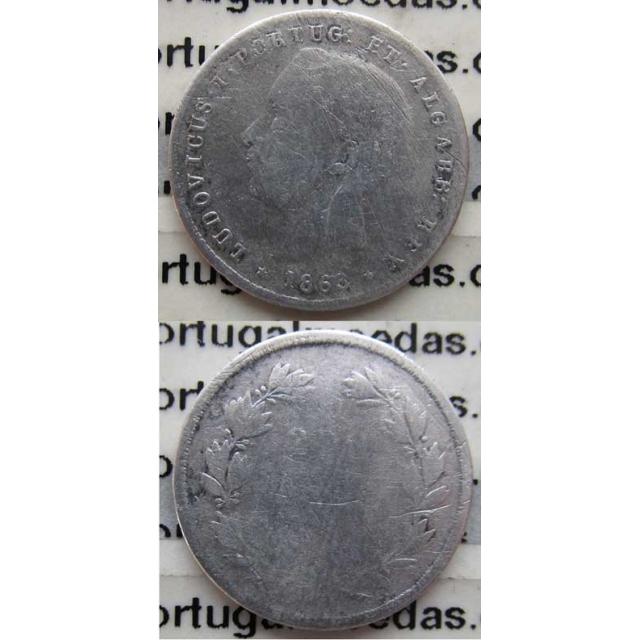 200 REIS PRATA 1863 (BC/REG)