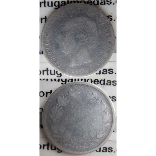 200 REIS PRATA 1863 (REG)