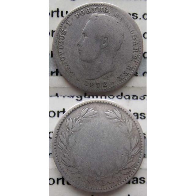 200 REIS PRATA 1872 (BC-)