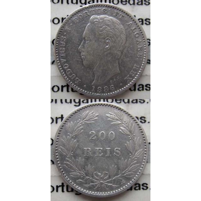 200 REIS PRATA 1886 (MBC)