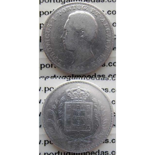 500 REIS PRATA 1865 (BC)