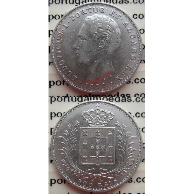 500 REIS PRATA 1877 (MBC)
