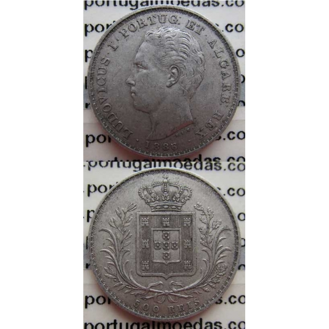 500 REIS PRATA 1886 (MBC)