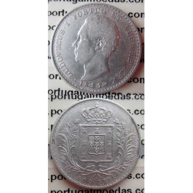 500 REIS PRATA 1887 (MBC)