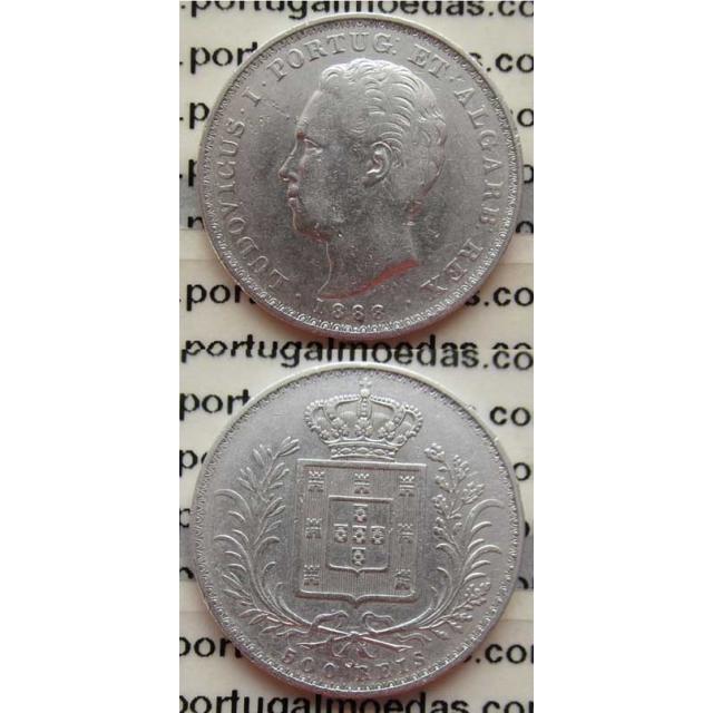 500 REIS PRATA 1888 (MBC)