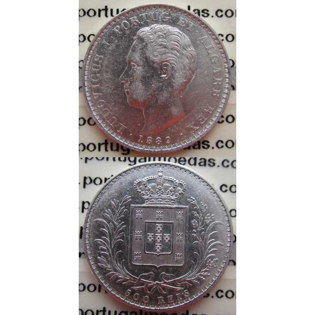 500 REIS PRATA 1889 (MBC+)