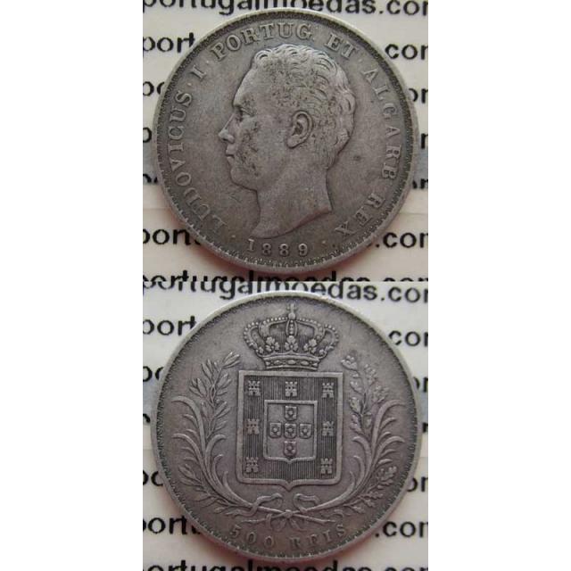 500 REIS PRATA 1889 (MBC)