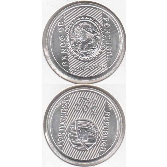 "500$00 PRATA 1996 ""BANCO DE PORTUGAL"" (BELA/SOB)"