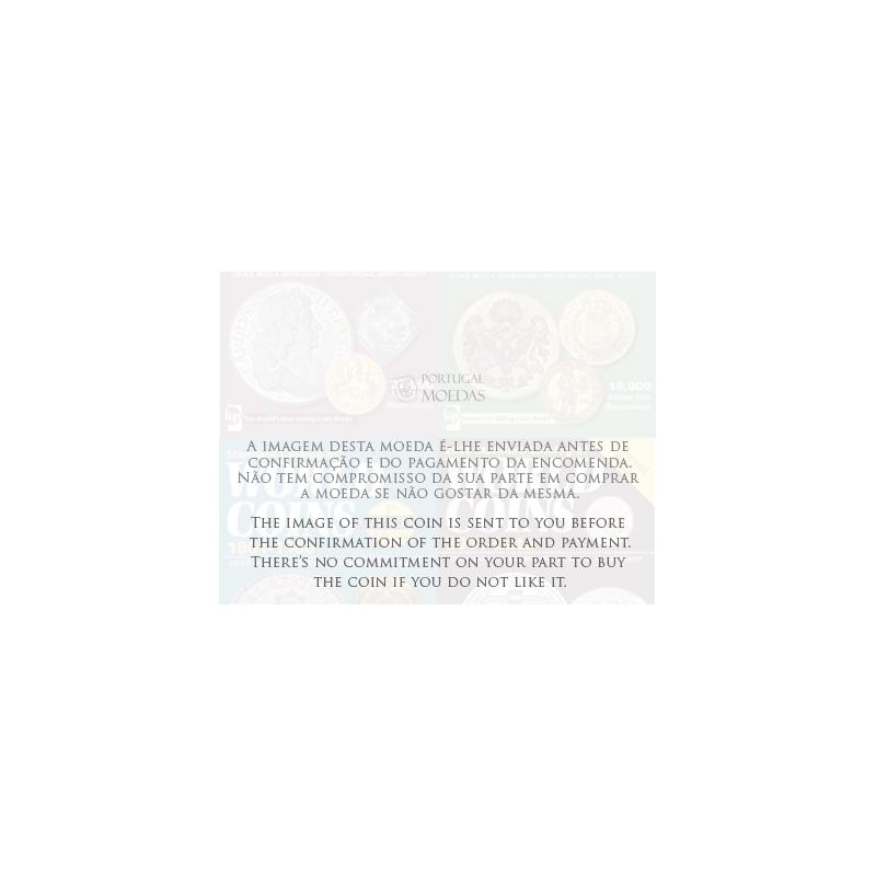 50 CENTAVOS ALPACA 1949 (MBC+/BELA) - CABO VERDE