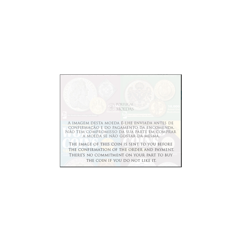 50 CENTAVOS BRONZE 1968 (BC+) - CABO VERDE
