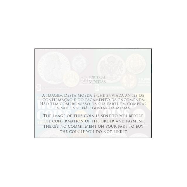 1$00 BRONZE 1953 (BC) - CABO VERDE