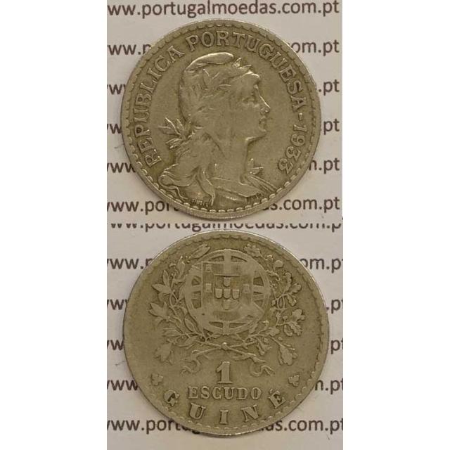 GUINÉ - 1$00 ALPACA 1933 (MBC)