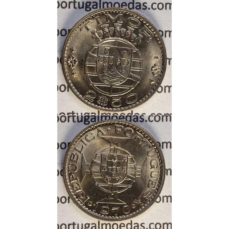 2$50 CU.NIQUEL 1970 (SOB)