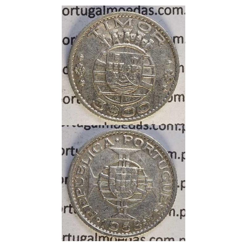 3$00 PRATA 1958 (MBC)