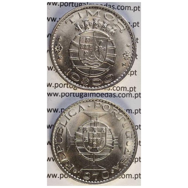 10$00 CU.NÍQUEL 1970 (SOB)