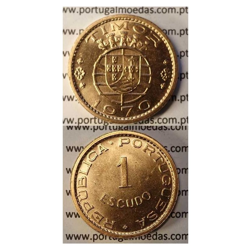 1$00 BRONZE 1970 (SOB)