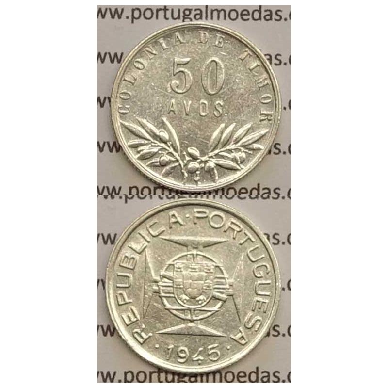 50 AVOS PRATA 1945 (MBC)