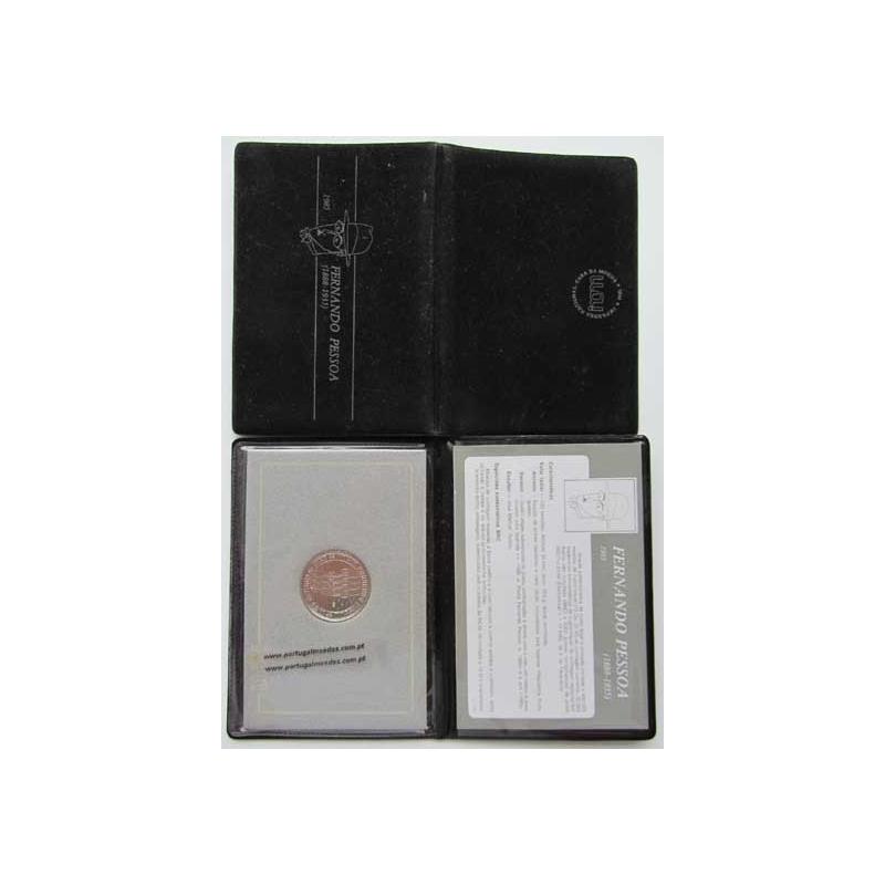 CARTEIRA BNC 100$00 (1985) FERNANDO PESSOA